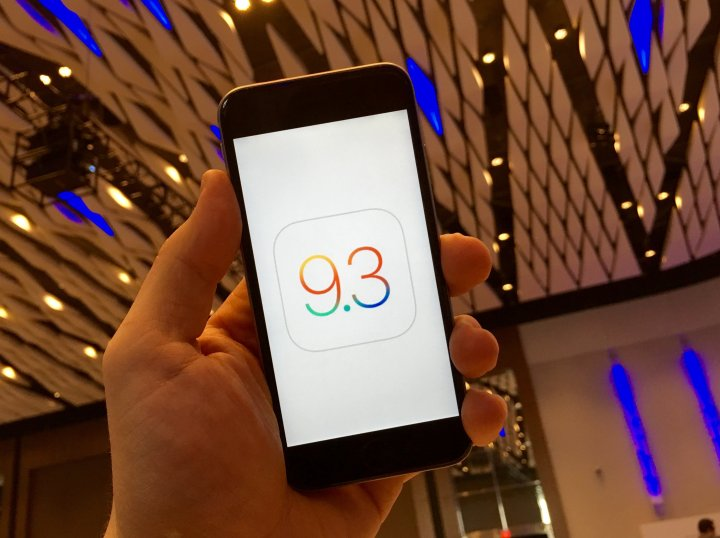 Expect a iOS 9.3 Release Date Announcement