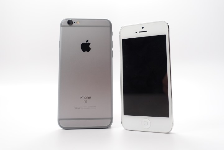 iPhone 6s vs iPhone 5se - 7