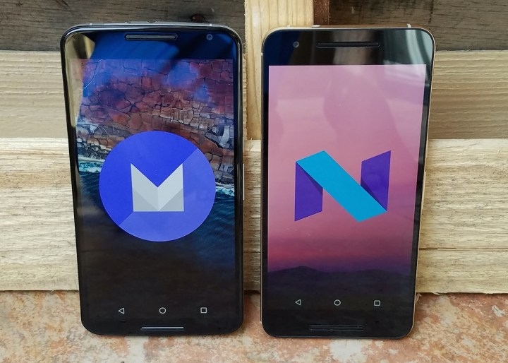 Android-N-M
