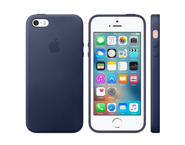 Apple Phone SE Leather Case