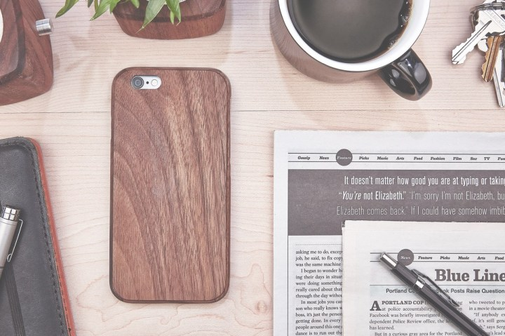 Grovemade iPhone SE Case