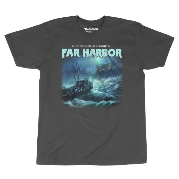 Far Harbor Shirt