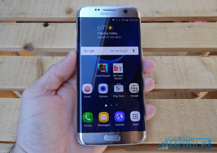 If you want something even bigger, get the 5.5-inch Galaxy S7 Edge
