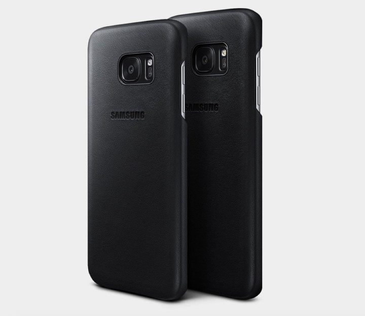 Samsung Genuine Leather Galaxy S7 Case