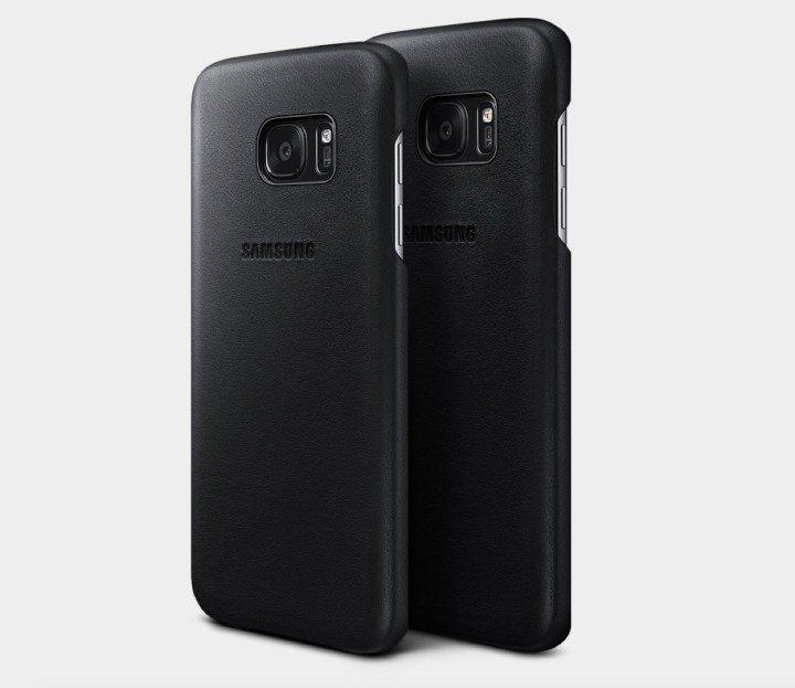 Samsung Genuine Leather Galaxy S7 Case