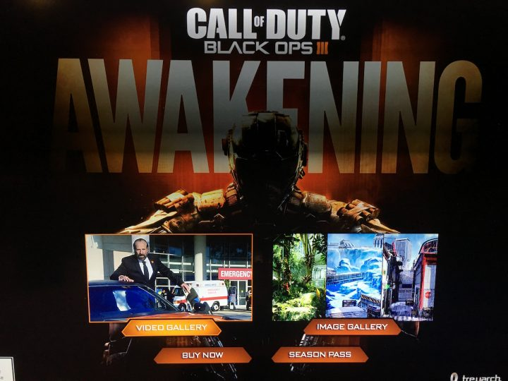 Choose Buy Now to start downloading Awakening Black Ops 3 DLC early on Xbox One.