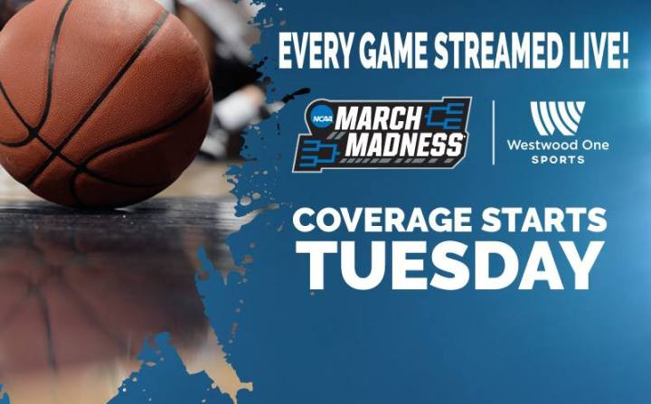 Listen to March Madness games live.