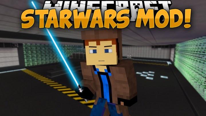 Minecraft-starwars