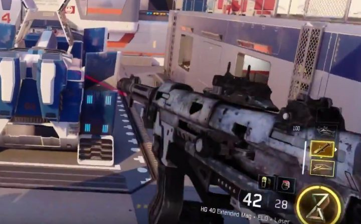 New Black Ops 3 Gun - HG-40
