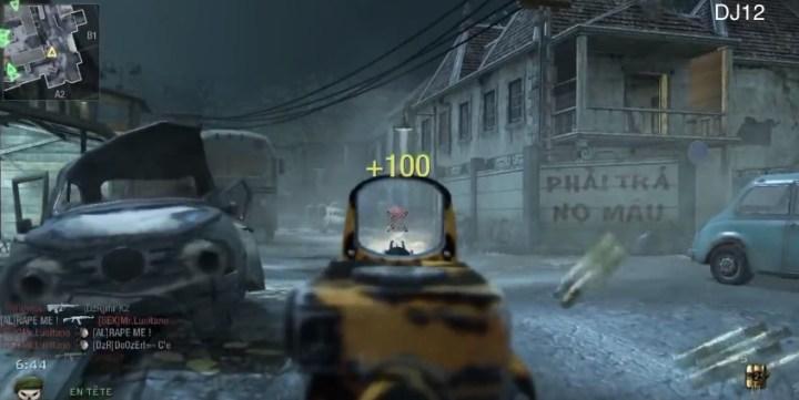 Black Ops 3 Hanoi Map Remake