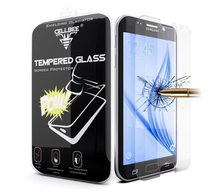 CellBee Galaxy S7 Glass Screen Protector