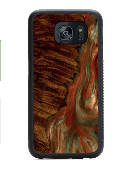 CARVED Real-Wood Galaxy S7 Case
