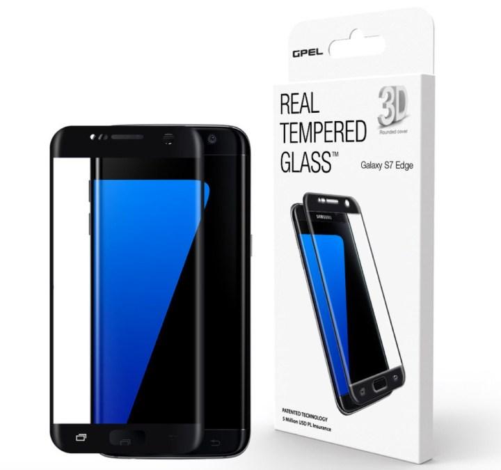 GPEL Galaxy S7 Edge Gorilla Glass Protector