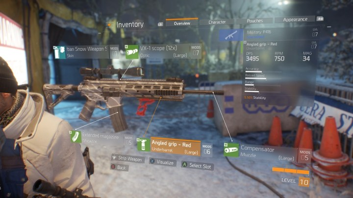 TOM CLANCY'S THE DIVISION (3)
