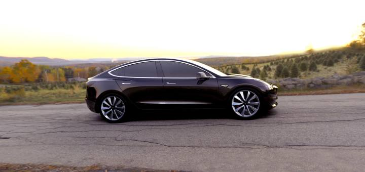 The most important Tesla Model 3 details we know.