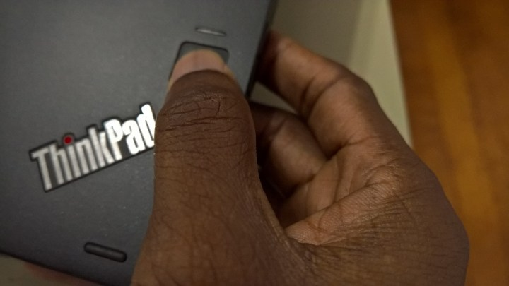 ThinkPad Fingerprint Reader