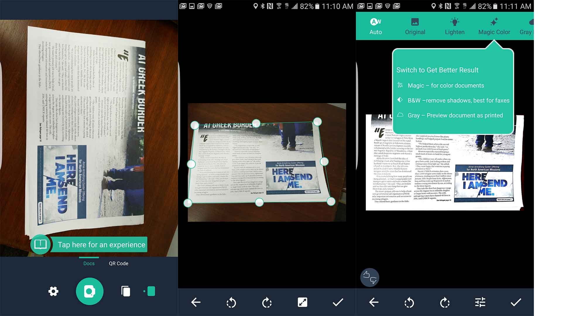 5 Best Scanner Apps for Android to Go Paperless