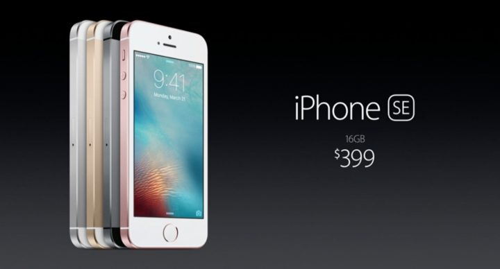iPhone se release date price features - 5