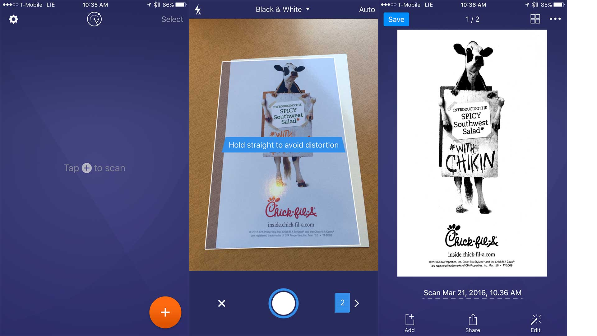 5 best iphone scanner apps to go paperless
