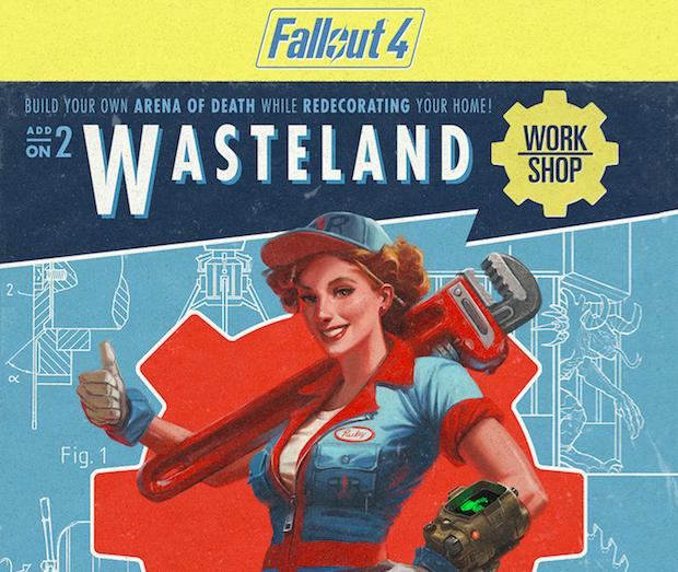 Expect Plenty of Places to Buy Wasteland Workshop