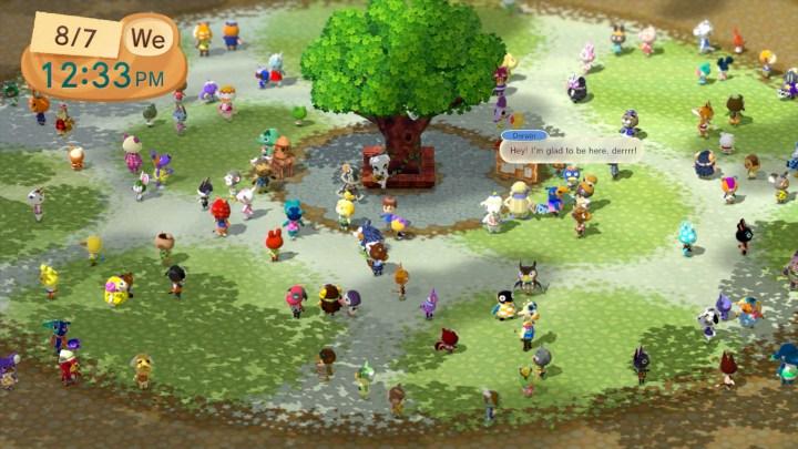 Animal-Crossing-Plaza-for-Wii-U