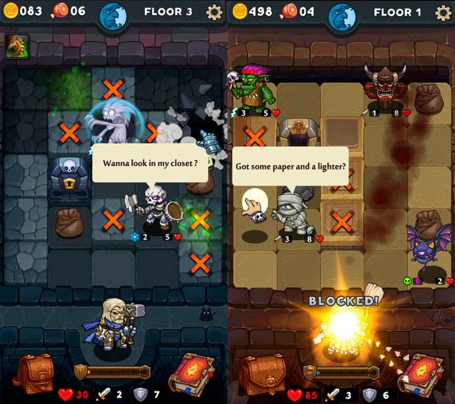 Best-iPhone-games--dungelot