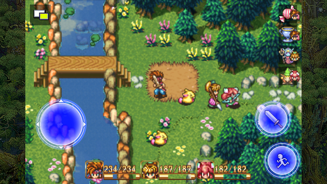 Best iPhone games - secret of mana
