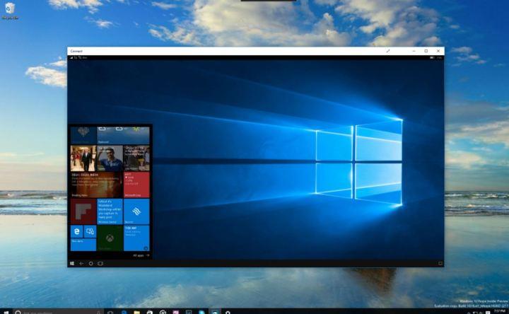 Connect Windows 10