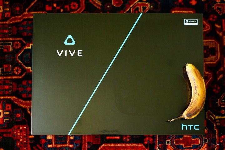 HTC Vive Review - Banana