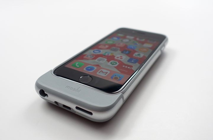 Moshi iGlaze Ion Review iPhone 6s Battery Case - 3