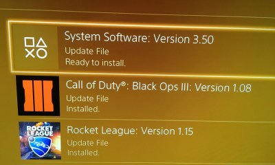 Here's a look at what's new in the PS4 3.50 update.