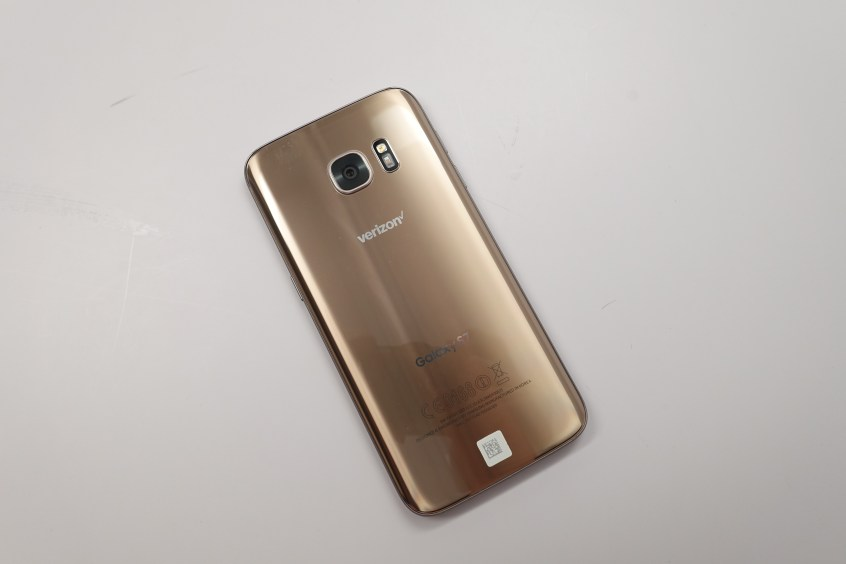 Samsung Galaxy S7 Review - 15