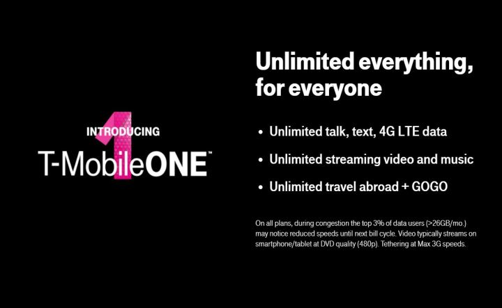 Image Result For T Mobile Simple Plan Vs One