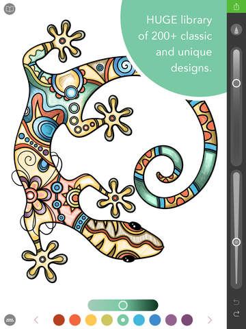 Best Apple Pencil Apps Pigment Over The Past Couple Of Years Coloring Books Have Seen A Resurgence With New Focus Surprisingly For Young Adult