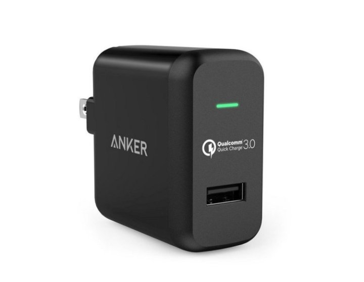 Anker 18w Quick Wall Charger (QC 3.0)