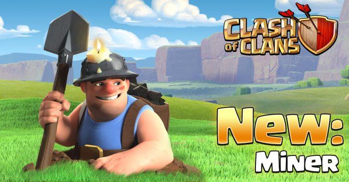Clash-miner