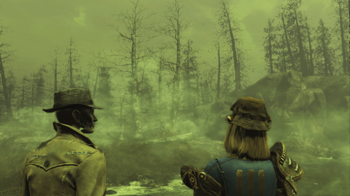 Far Harbor Doesn't Require A Specific Level