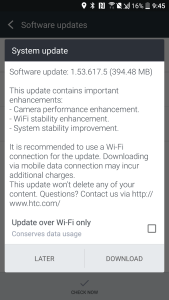 HTC-10-update