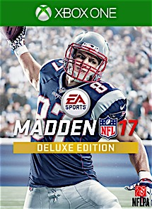 Madden 17 Super Deluxe Edition