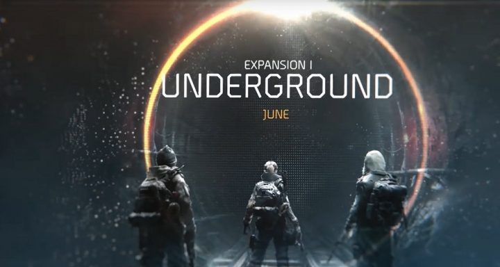 The Division Underground Expansion
