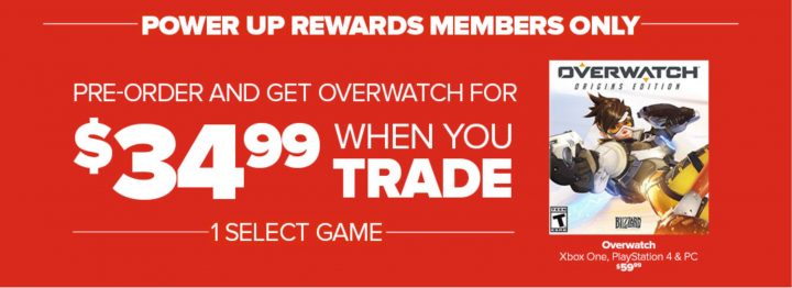 gamestop overwatch deals
