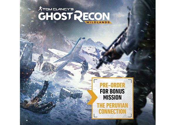 ghost recon wildlands extra j