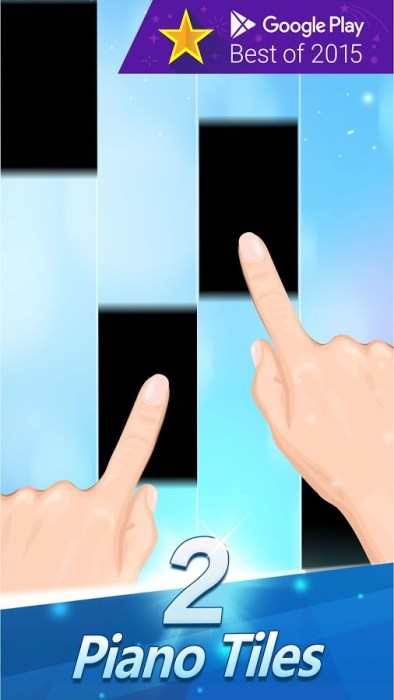 Piano Tiles 2 (Don't Tap the White Tile)