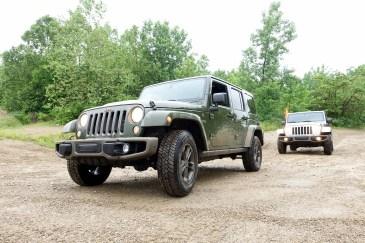 2016 Jeep Wrangler Review - 13