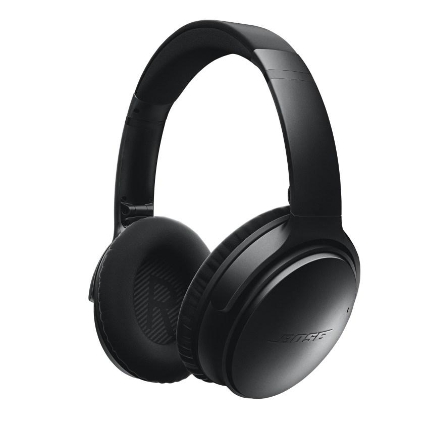 Bose QuietComfort 35 Bluetooth Headphones - 1