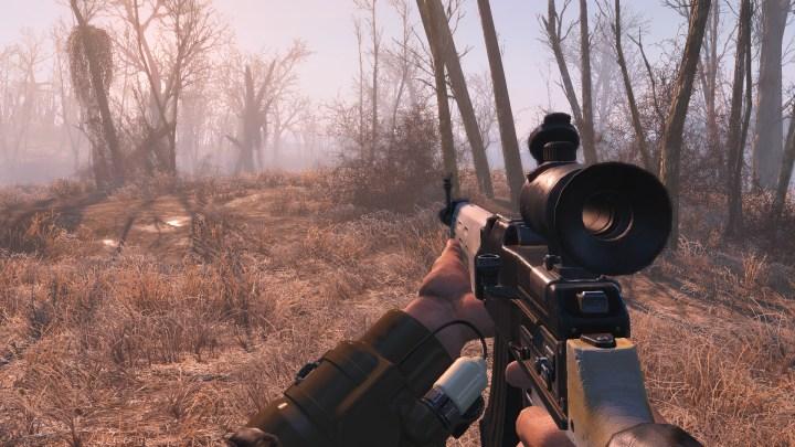 Wasteland Melody's Chinese Assault Rifle