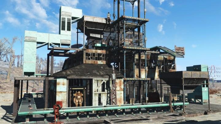 Fallout 4 Contraptions Workshop Problems