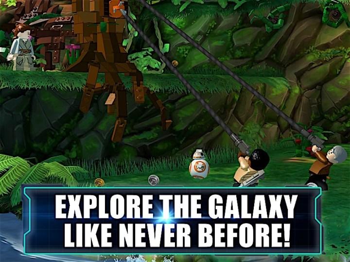 LEGO Star Wars The Force Awakens App - 2