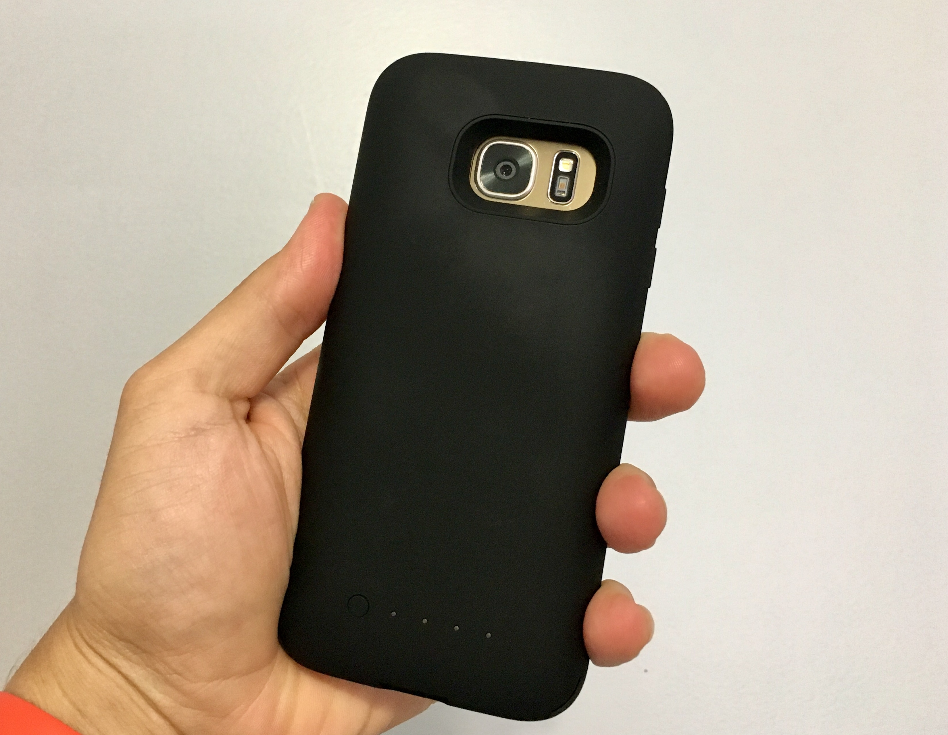 best sneakers 6d823 c6e33 Mophie Galaxy S7 Juice Pack Review