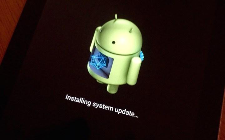 Seamless Updates